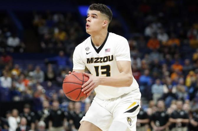 Missouri's Michael Porter Jr. Declares For NBA Draft