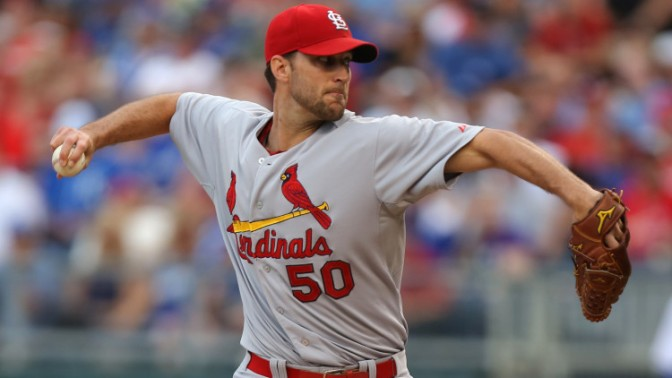 Cardinals Place Wainwright on DL, Recall Brebbia